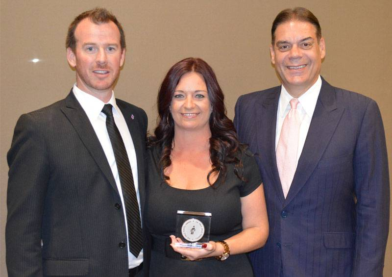 Dale Rempel Award of Excellence 2016