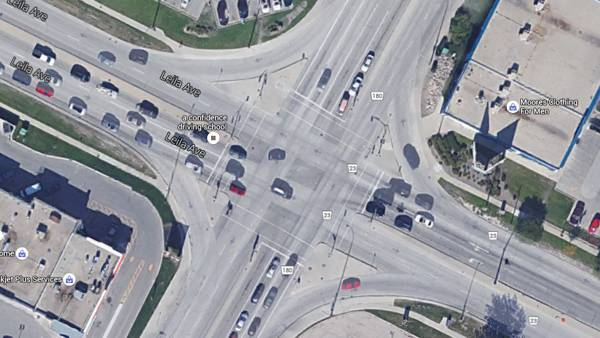 Drive Safe – Winnipeg Intersection Report