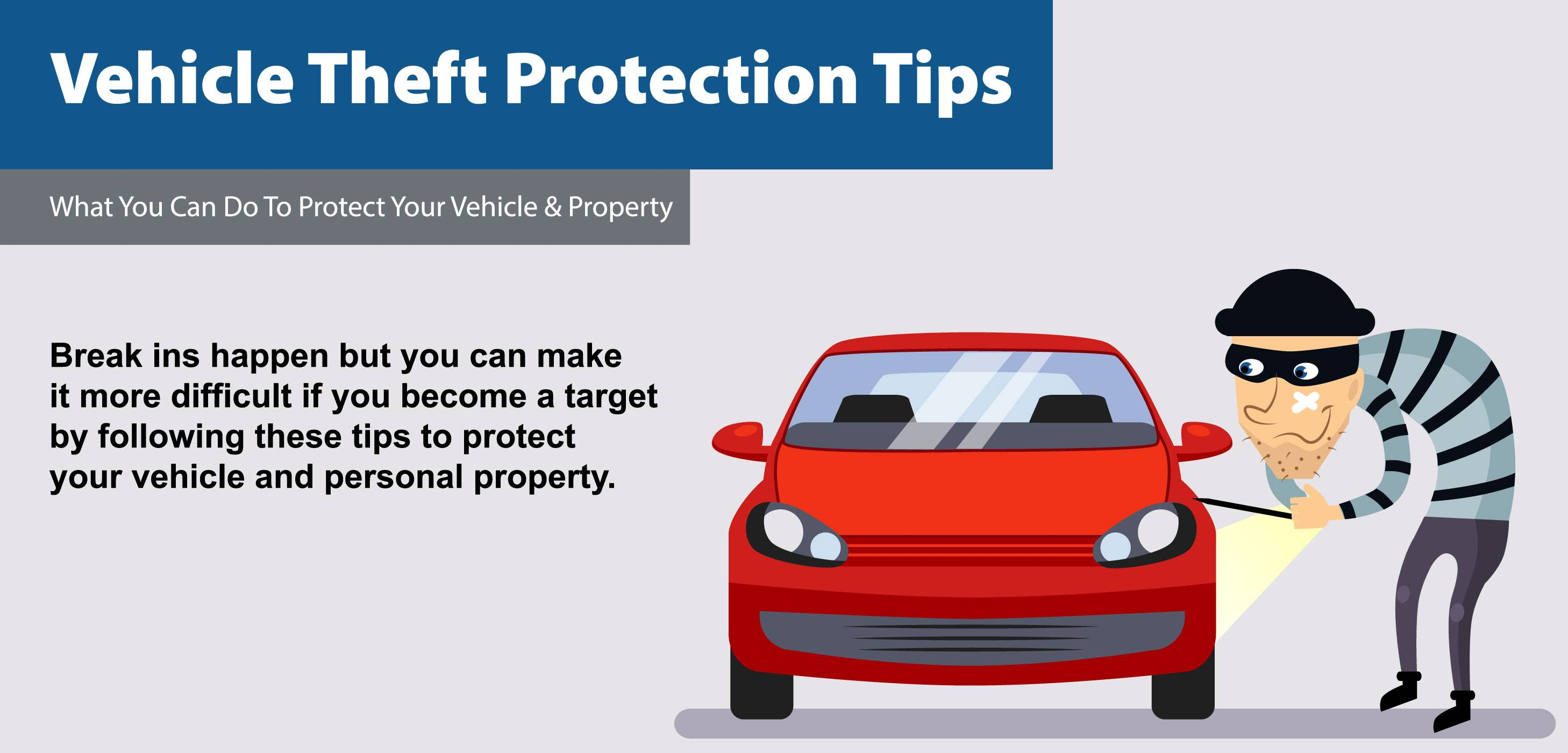 Vehicle Theft Protection Tips 187 Rempel Insurance