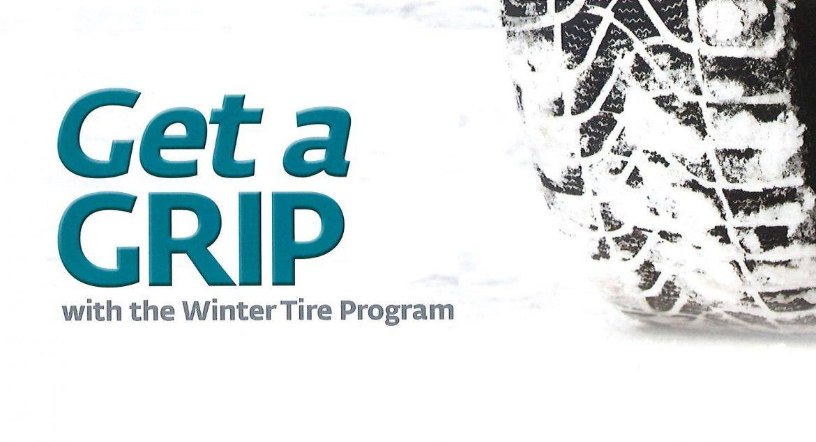 Get a Grip – MPI Winter Tire Program