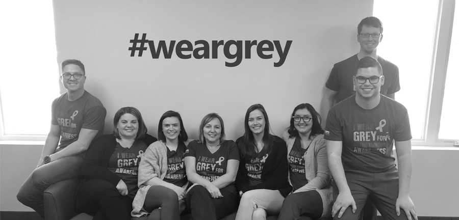 Go Grey In May – 2019