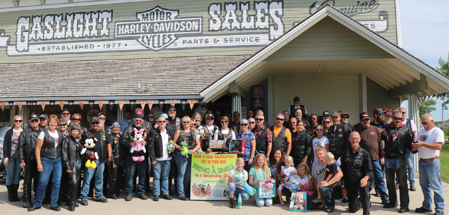 7th Annual Toy Run – Southern Manitoba Hog Chapter